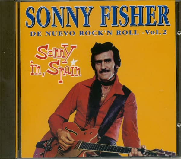 Sonny In Spain - De Nuevo Rock'n'Roll Vol.2 (CD)