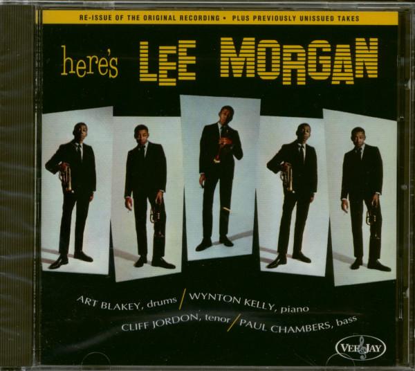 Here´s Lee Morgan (CD)
