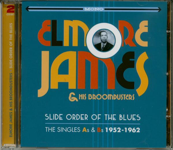 Slide Order Of The Blues (2-CD)