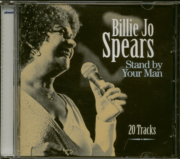 Stand By Your Man (CD)