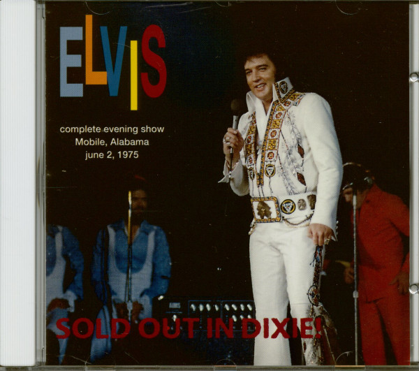 Sold Out In Dixie (CD)