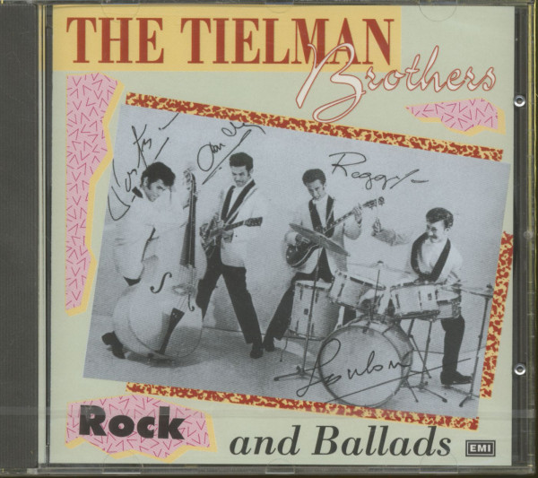 Rock And Ballads (CD)