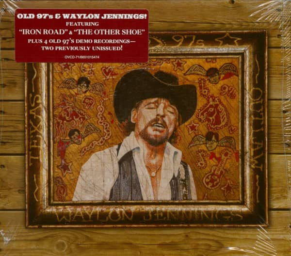 Old 97's & Waylon Jennings (CD)