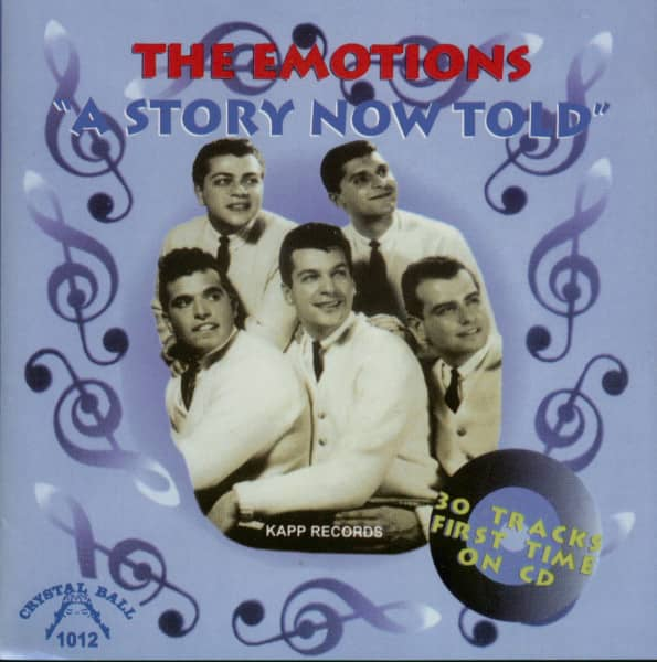 A Story Now Told (CD)