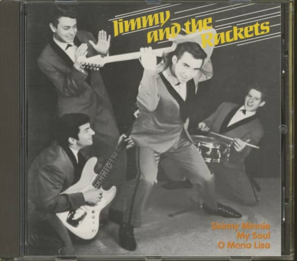 Jimmy And The Rackets (CD)