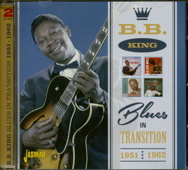 Blues In Transition (2-CD)