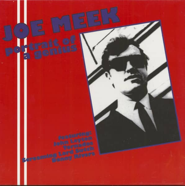 Joe Meek - Portrait Of A Genius (LP, ltd.)