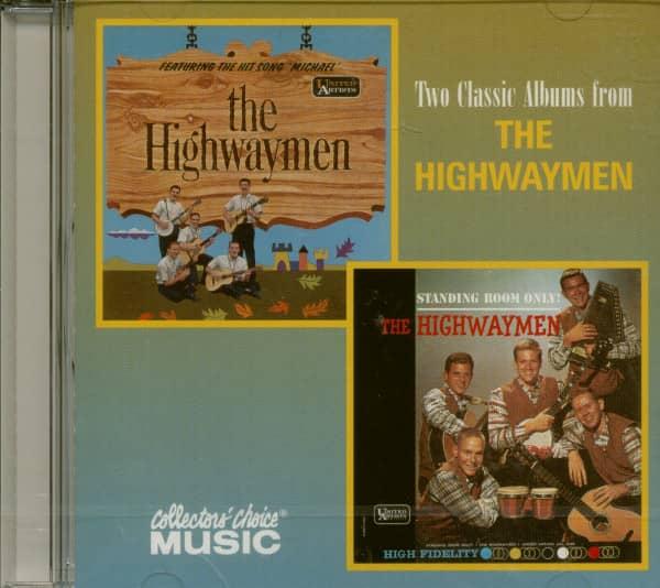 The Highwaymen & Standing Room Only (CD)