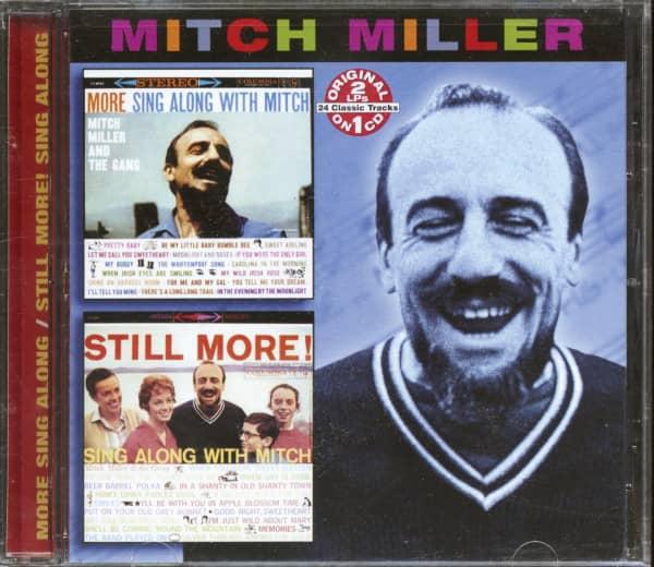 More Sing Along - Still More! Sing Along (CD)