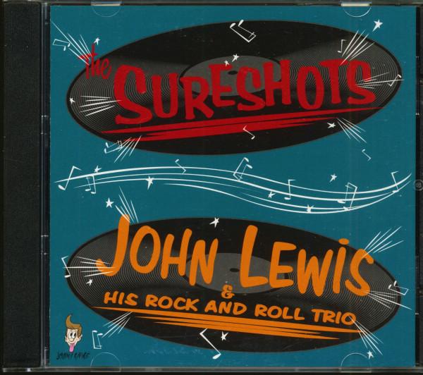 The SureShots - John Lewis & His R&R Trio (CD)