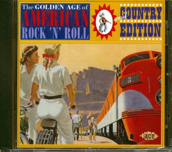 Golden Age Of American Rock & Roll - Special Country Edition (CD)