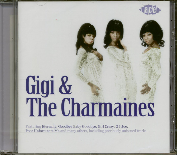 Gigi & The Charmaines (CD)