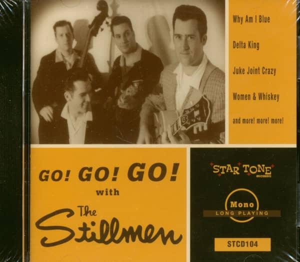 Go, Go, Go (CD)