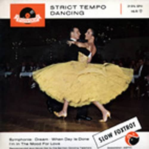 Strict Tempo Dancing - Slow Foxtrot ep, PS