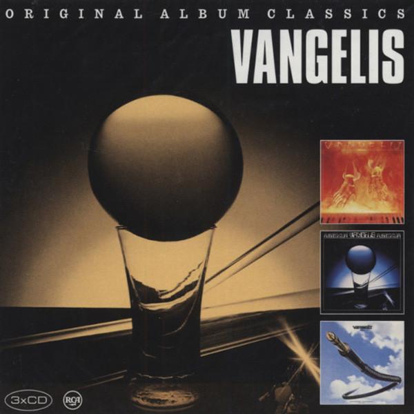 Original Album Classics 1975-77 (3-CD)
