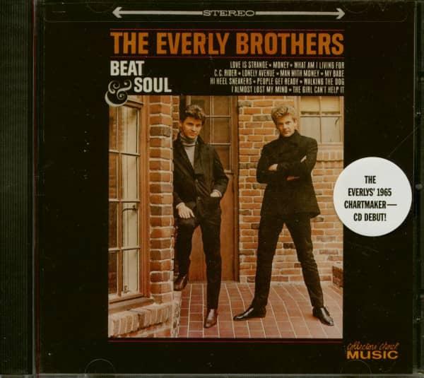 Beat & Soul (CD)