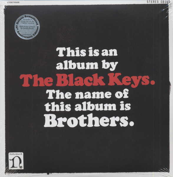 Brothers - Deluxe Remastered Edition (2-LP)