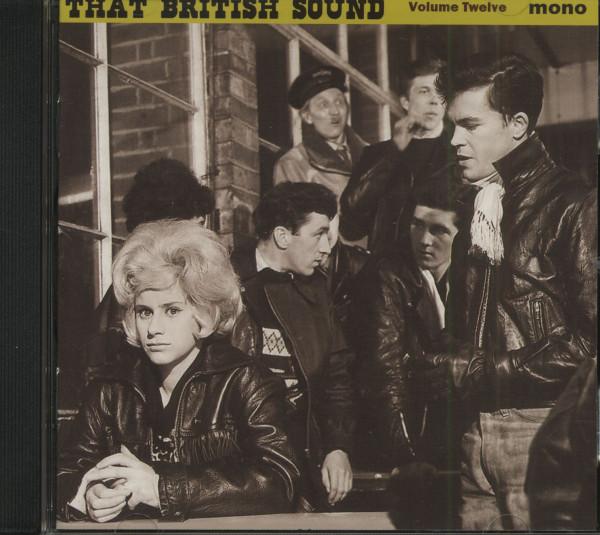That British Sound Vol.12 (CD)