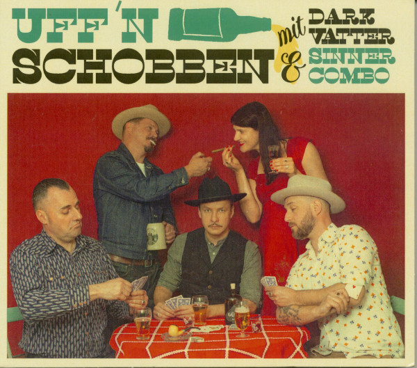 Uff'n Schobben mit Dark Vatter & Sinner Combo (CD)