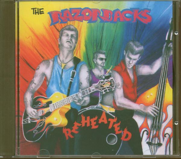Reheated (CD)