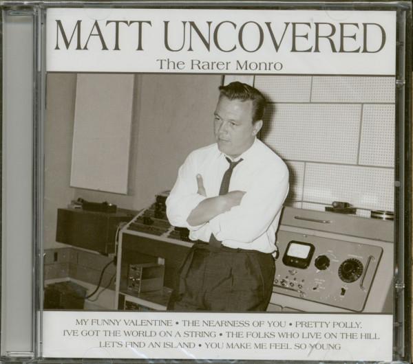 Matt Uncovered - The Rarer Monro (2-CD)