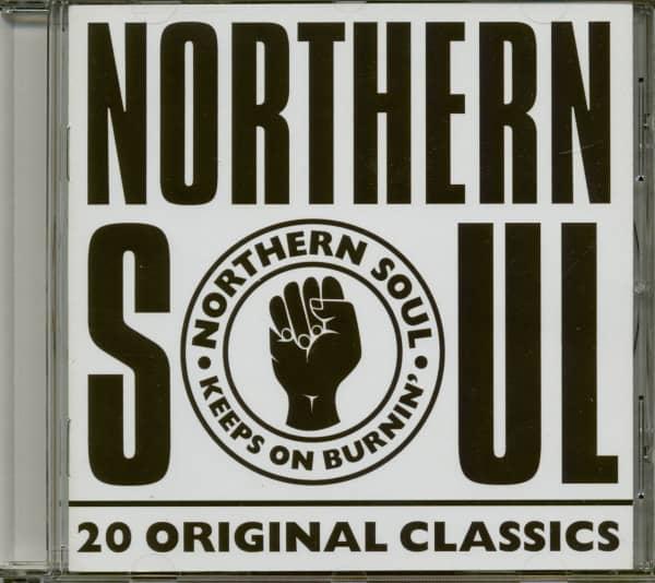 Northern Soul - 20 Original Classics (CD)