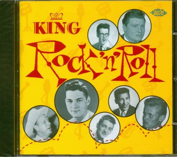King Rock & Roll Vol.1 (CD)