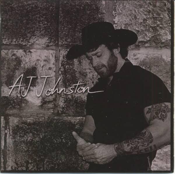 AJ Johnston (CD)