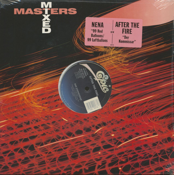 Mixed Masters - 12inch Single Dance Classics (EP, 12inch, Maxi)