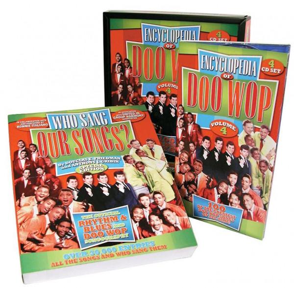 Encyclopedia Of Doo Wop Vol.4 (4-CD+Book)
