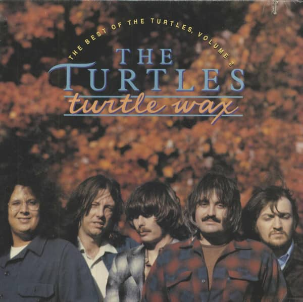 Turtle Wax - The Best Of The Turtles, Vol.2 (LP)