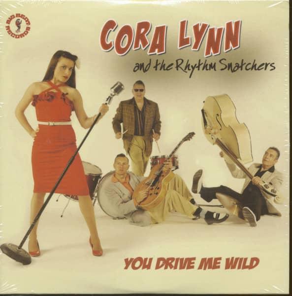You Drive Me Wild - Love Me Like A Fool (CD)