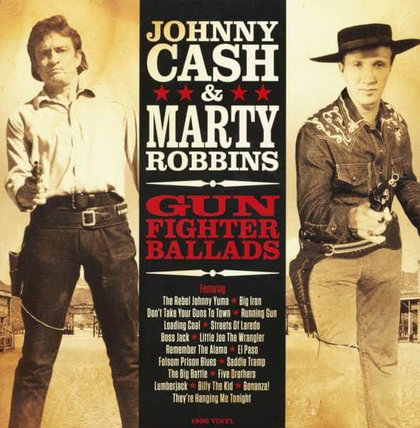 Gunfighter Ballads (LP, 180g Vinyl)