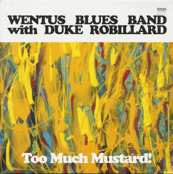 Too Much Mustard! (LP)