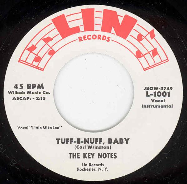 Tuff-E-Nuff Baby - Pyramid 7inch, 45rpm