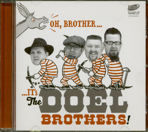 Oh, Brother...It's The Doel Brothers (CD)