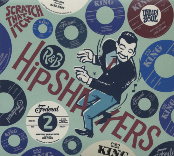 Vol.2, R&B Hipshakers - Scratch That Itch
