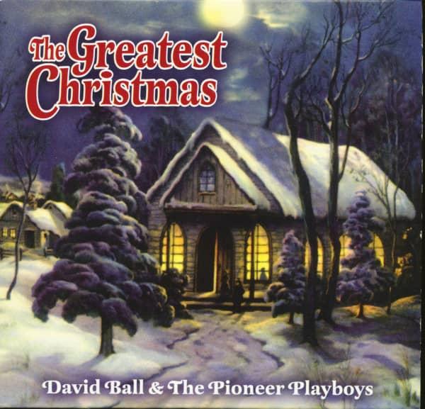 The Greatest Christmas (CD)