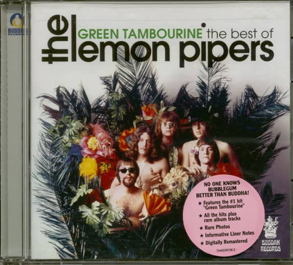 Green Tambourine - The Best Of The Lemonpipers (CD)