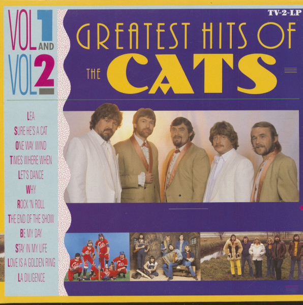 Greatest Hits Of The Cats (2-LP)