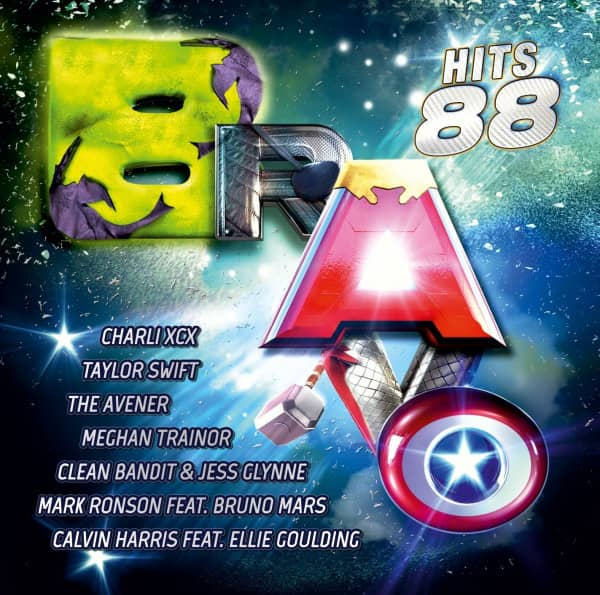 Bravo Hits 88 (2-CD)