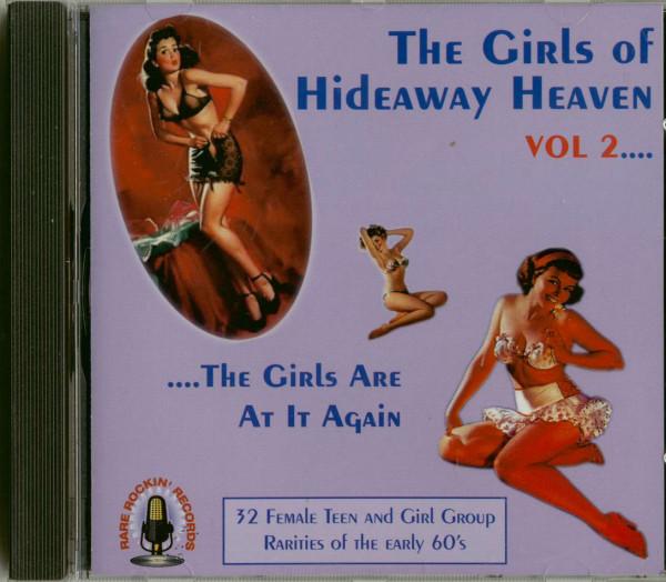 The Girls Of Hideway Heaven Vol.2
