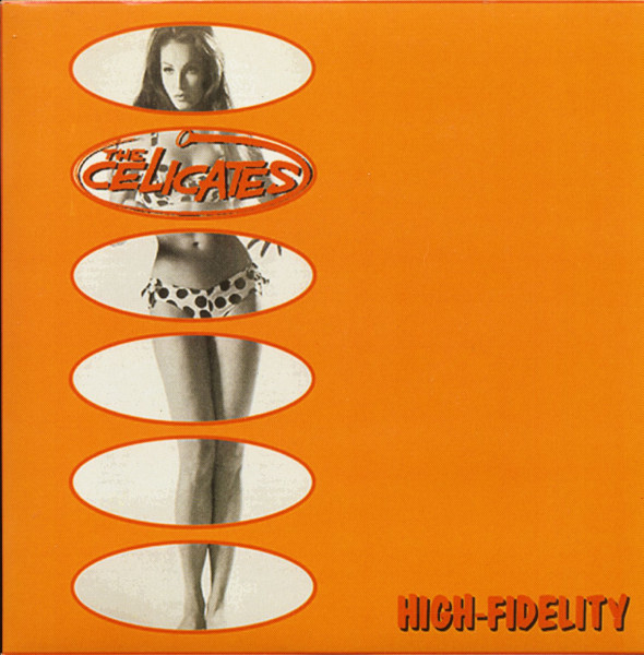 High-Fidelty (7inch, EP, 45rpm, PS, SC)