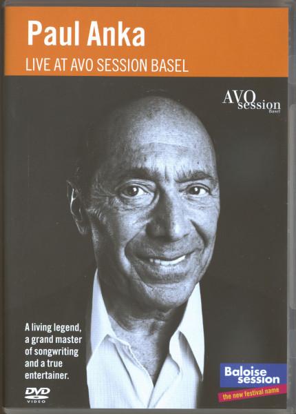 Live At AVO Session Basel (DVD)