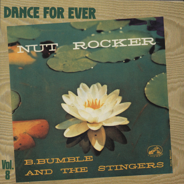 Nut Rocker - Bumble Boogie 7inch, 45rpm, PS