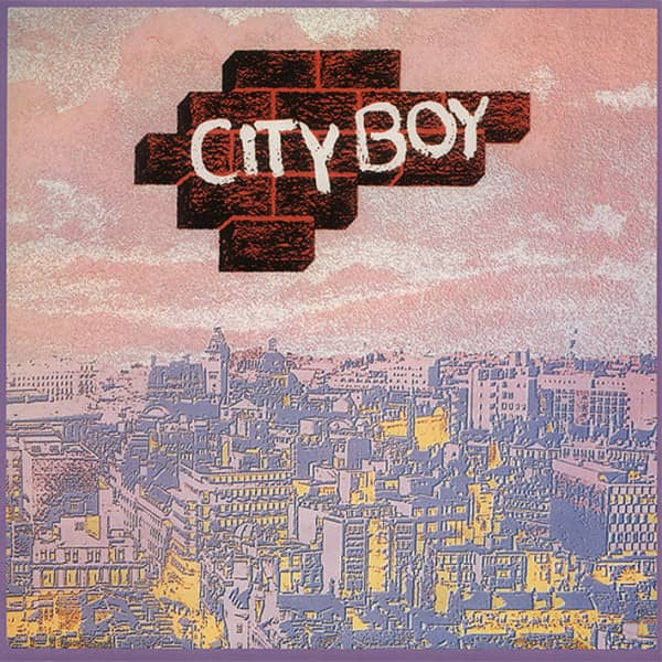 City Boy (1976) re-issue
