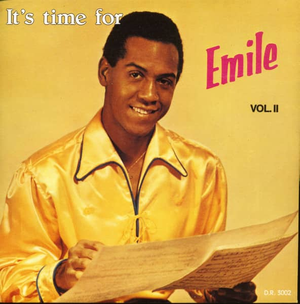 It's Time For Emil, Vol.2 (7inch, EP, 45rpm, PS)