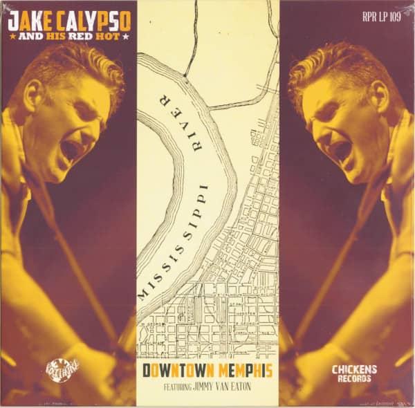 Downtown Memphis (10inch LP, Ltd.)