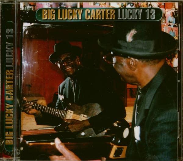 Lucky 13 (CD)
