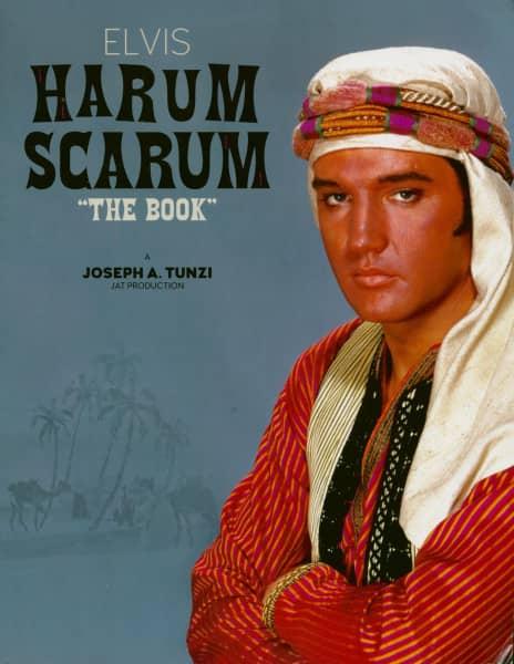 Harum Scarum - The Book (Joseph A. Tunzi)